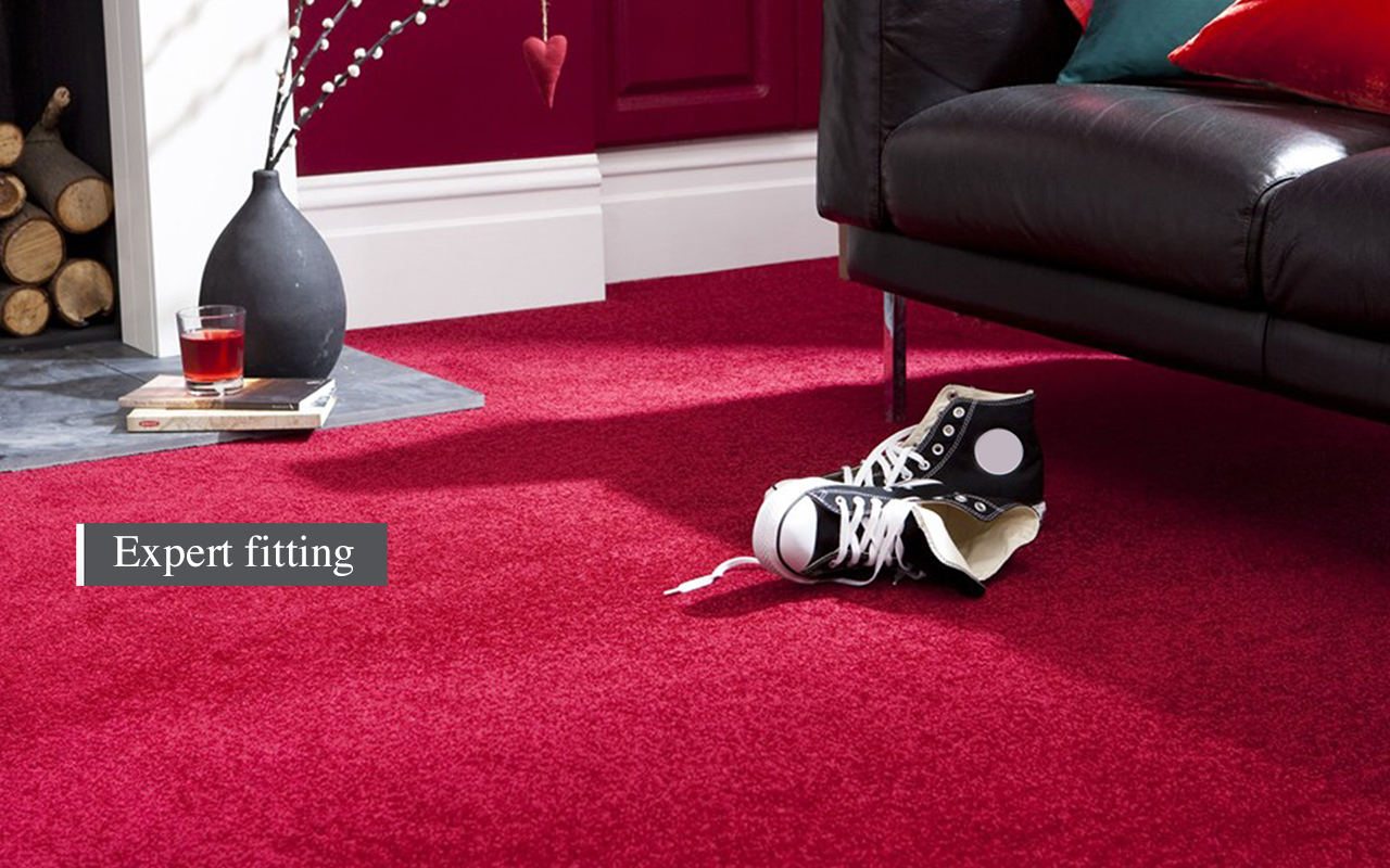 S.Paul Carpets expert fitting