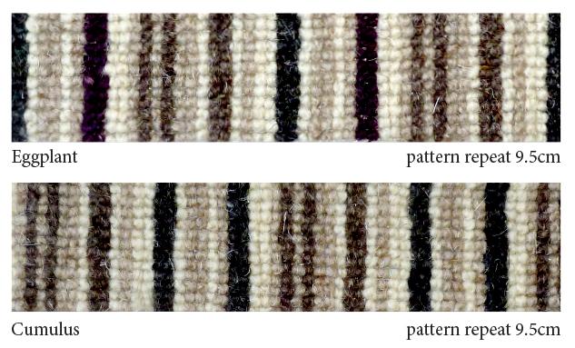 Berber Stripes – Eggplant/Comulus