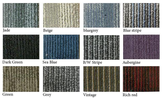S.Paul Carpet Tiles