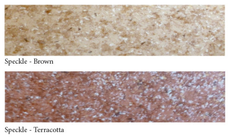 Vinylmosaic-speckle-brown+terracotta
